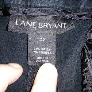 Lane Bryant Pants - Lane Bryant slacks/capris.